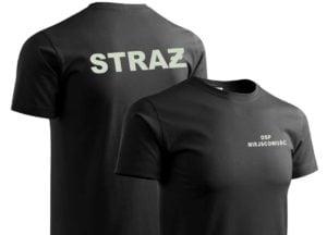OSP koszulki dla strażaka