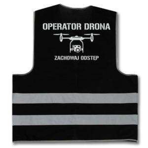 OPERATOR DRONA - kamizelka