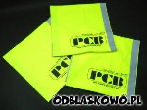 Komin odblaskowy żółty PCB Polska