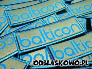 Naszywka odblaskowa balticon