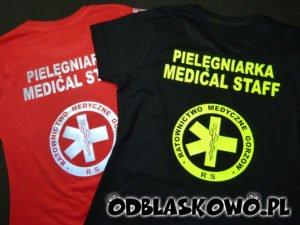 Koszulka pielęgniarka