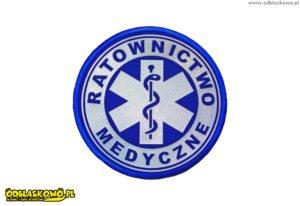 Odblaskowe kółko ratownictwo medyczne