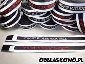 Opaski odblaskowe khnight riders