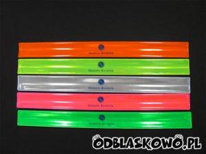 Opaski odblaskowe pryzmatyczne gedeon richter różne kolory