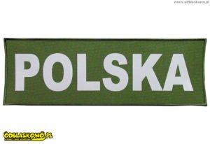 Polska khaki odblaskowa